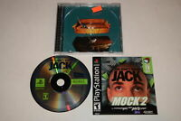 You Don't Know Jack Mock 2 Playstation PS1 Video Game Complete