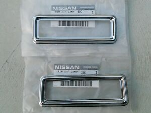 Nissan B110 Sunny indicator frames NEW Datsun 1200