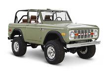 1972 Ford Bronco Coyote Restoration
