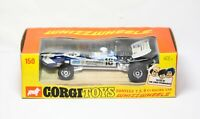 Corgi 150 Surtees TS9 F1 Racing Car In Its Original Box - Near Mint Vintage 1972