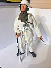 Vintage Action Man Rare German Stormtrooper Arctic Snow Outfit