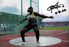 Yarelys Barrios - CUB - Leichtathletik - Olympia 2012 - BRONZE - Foto sig (1)