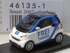 "Busch Smart Fortwo 2007 CAR2GO ""Frei Tanker"" - 46135-1 - 1:87"