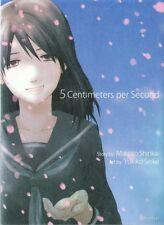 Manga - 2012 5 Centimeters Per Second - Anime Movie Paperback Book Yukiko Seike