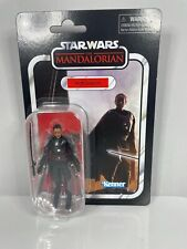 """Star Wars The Vintage Collection The Mandalorian Moff Gideon 3.75"""" VC180"""