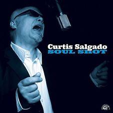 Curtis Salgado - Soul Shot [CD]