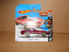 HOT WHEELS SHOWDOWN - CORVETTE STINGSTRAY - HW MILD TO WILD 3/10  [MV0]