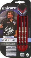Unicorn James Wade Silver Star Tungsten Darts – 24g