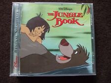 Disney's The Jungle Book Original Motion Picture Soundtrack CD.Disc Is In VGC