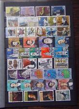 GB 1971 1973 sets Paintings University Churches Explorers Polar BBC EEC RSW Used