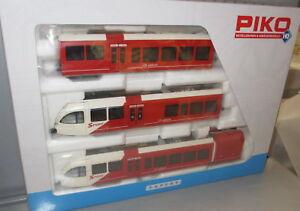 Piko H0 59537 Dieseltriebwagen Reihe GTW 2/8 Stadler Arriva NS, Epoche VI __ NEU