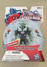 Ultimate Spider-Man Marvel Super Strength Green Goblin Action Figure