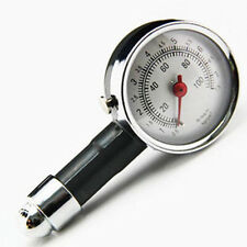Wheel Tire Air Pressure Gauge 0-100 PSI Barometer Tool for Bus Car Truck Motor