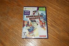 Adrenalin Misfits Xbox 360 KINECT Game NEW SEALED
