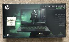 "HP Pavilion 15-dk0068wm 15.6"" Gaming Laptop 256GB SSD Intel Core i5 9th Gen"