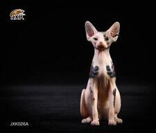 JxK.Studio JxK026 Sphynx 1/6th Animal Painted Model Collection New Toy In Stock
