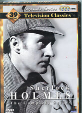 SHERLOCK HOLMES Complete Series 39 Episodes on 3 Disc BRAND NEW & FACTORY SEALED