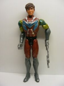 12in action figure MAX STEEL mattel 2012