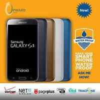 NEW Samsung Galaxy S5 (16GB,32GB) Verizon Net10 Page Plus Straight Talk Tracfone