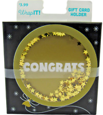 GCI Wrap It Gift Card Holder