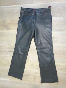 Sexy Lederhose von Maddox in schwarz Gr. 42 *sehr guter Zustand*