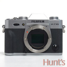 FUJI FUJIFILM X-T10 16.3MP APS-C FORMAT MIRRORLESS DIGITAL CAMERA BODY
