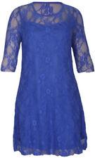 Lace Stretch Tea Dresses'