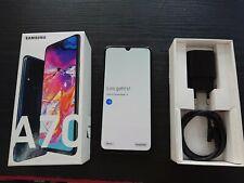 Samsung Galaxy A70 128GB DS (SM-A705FF/DS) black, gut
