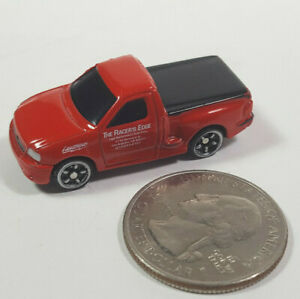 Micro 1999 Ford F-150 SVT Lightning Fast & Furious Brian's Red Jada Rare Vintage