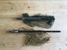 vintige British made Trout flip nets