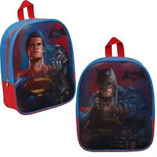Marvel Batman V Superman Lenticular Mochila Escolar Bolsa Niños Childrens vacaciones