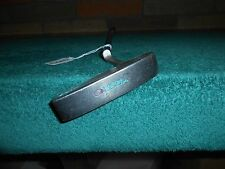 """Ray Cook Silver Ray III Over Lake Golf Country 34.5"""" Putter  Q210"""