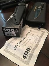 Rare SOG Monogram Bowie Limited Edition (SOG Employee Special Run #301/300 !!)