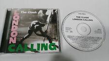 THE CLASH LONDON CALLING CD COLUMBIA 1999 UK EDITION 19 TRACKS