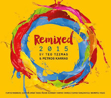 Remixed 2015 by Teo Tzimas & Petros Karras / Modern Greek music compilation