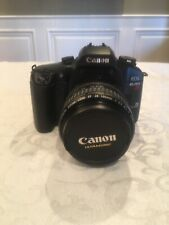 Canon 35 mm Film Camera EOS Elan 7e With 28-105 mm Zoom Lens
