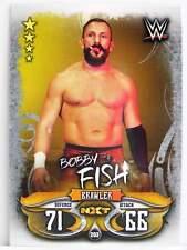 Slam Attax #203 Bobby Fish Live 2018