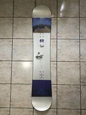 Women's Gnu Snowboard By Barret Christy 148cm