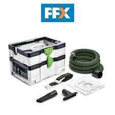 Festool 575284 240v Cleantec 4.5 Litre Systainer Dust Extractor