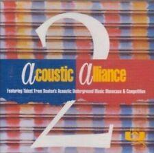Boston Acosutic Underground Music Competition - Acoustic Alliance 2 #3285 (, Cd)