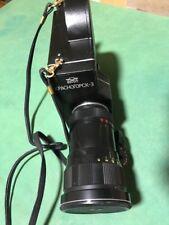 KRASNOGORSK-3 16mm Movie Camera with Lens,