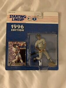 MLB STARTING LINEUP FRANK THOMAS ACTION FIGURE 1996 EDITION CHICAGO WHITE SOX