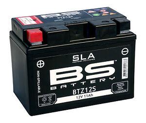 Bateria Alto Rendimiento Para BMW S1000XR BS SLA BTZ12S Battery