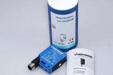 MICROSONIC Ultraschallsensor ucs-15/CDD/QM  Sn 20 - 250 mm   OVP  NEU