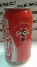 COCA COLA 0,33L OLYMPIC PARTNER 1928-1996 COCA COLA GMBH ESSEN GERMANY empty can