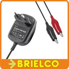 CARGADOR PARA BATERIAS DE PLOMO 6V VOLTIO 1000MA 1A ELECTRONICO CONMUTADO BD4625
