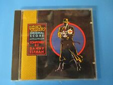Dick Tracy CD, Original Score, Composed by Danny Elfman,Slimy D.A, Sire/WB