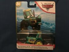 Disney Pixar Cars Rev-N-Go Racing Tractor *NEW* k1
