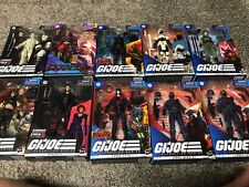 G.I Joe Classified Lot 30 Figures. Viper, Baroness All New. Read And See Pics