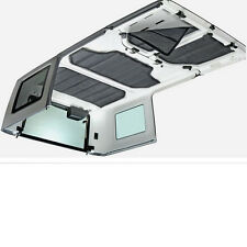 Hard Top Headliner Heat Insulation Sound Deadener For 12-16 Jeep Wrangler 4 Door